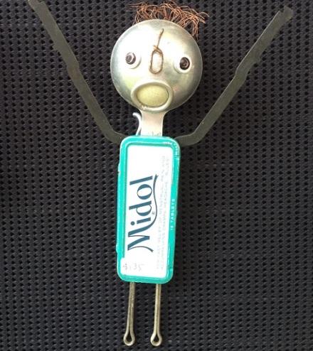 Arthead Studio Midol Doll