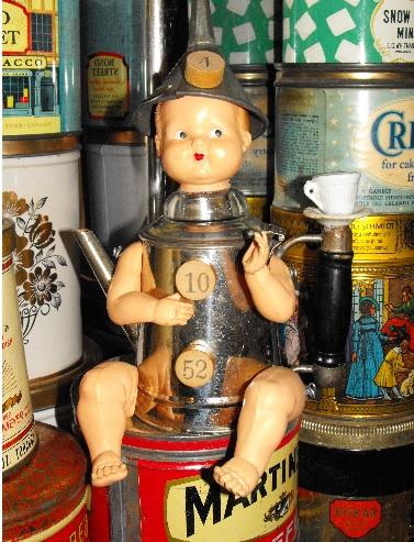 Bazaar Doll