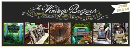 Vintage Bazaar Masthead