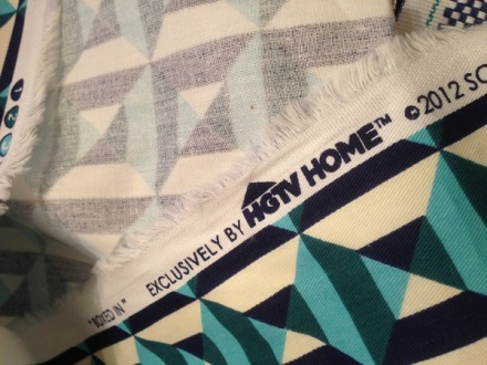 Bench HGTV Fabric