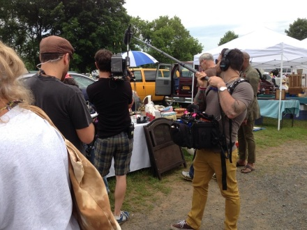 Flea Camera Crew