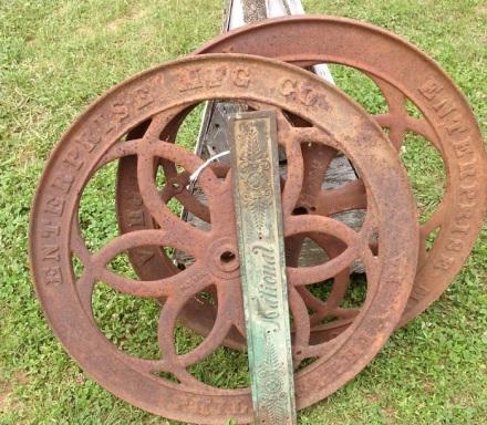 Enterprise Coffee Grinder Wheels