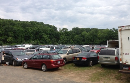 Flea Parking lot