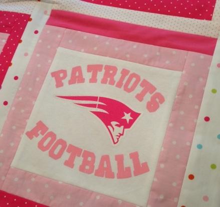 Patriots Football Shirt