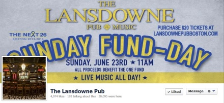 The Next 26 Lansdowne Pub