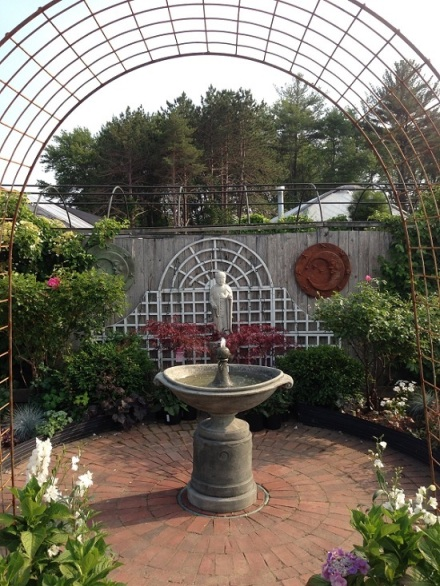 Vintage Pettengill Farm Arches