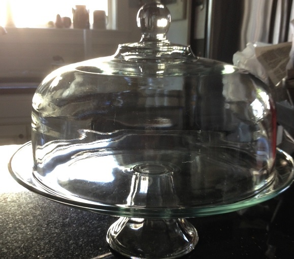 Caked Plated Domed