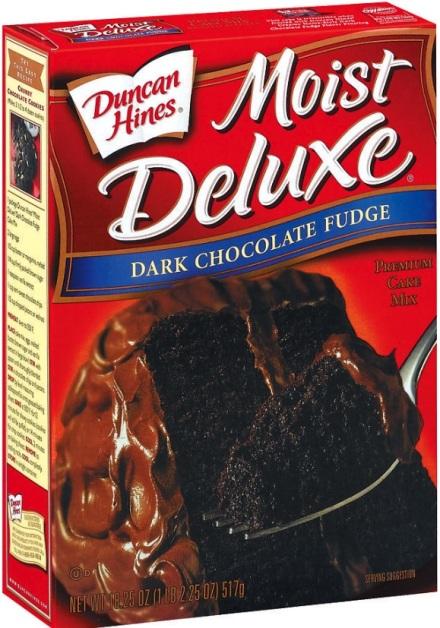 Cupcakes Duncan Hines Mix