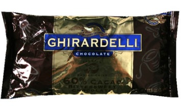 Cupcakes Ghiradelli Chocolate Chips