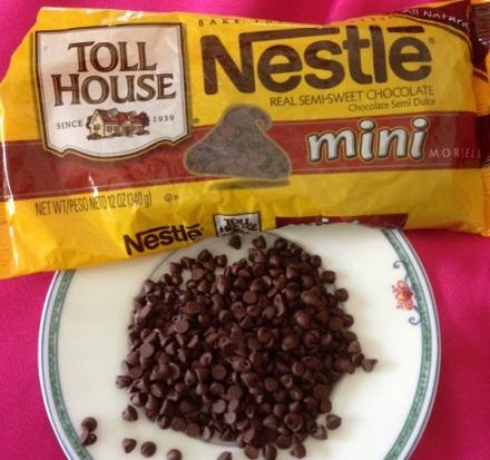 Cupcakes Nestles Morsels