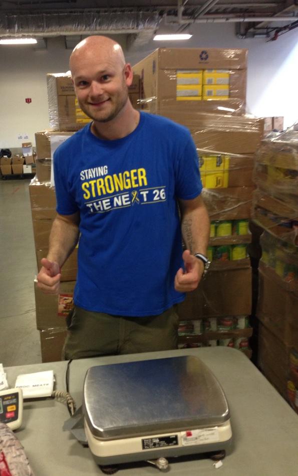Greater Boston Food Bank Chris Mathison