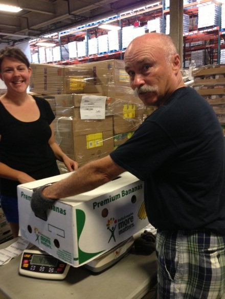 Greater Boston Food Bank Coach Weighs In