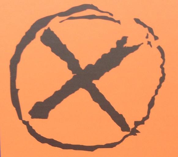Greater Boston Food Bank X Symbol