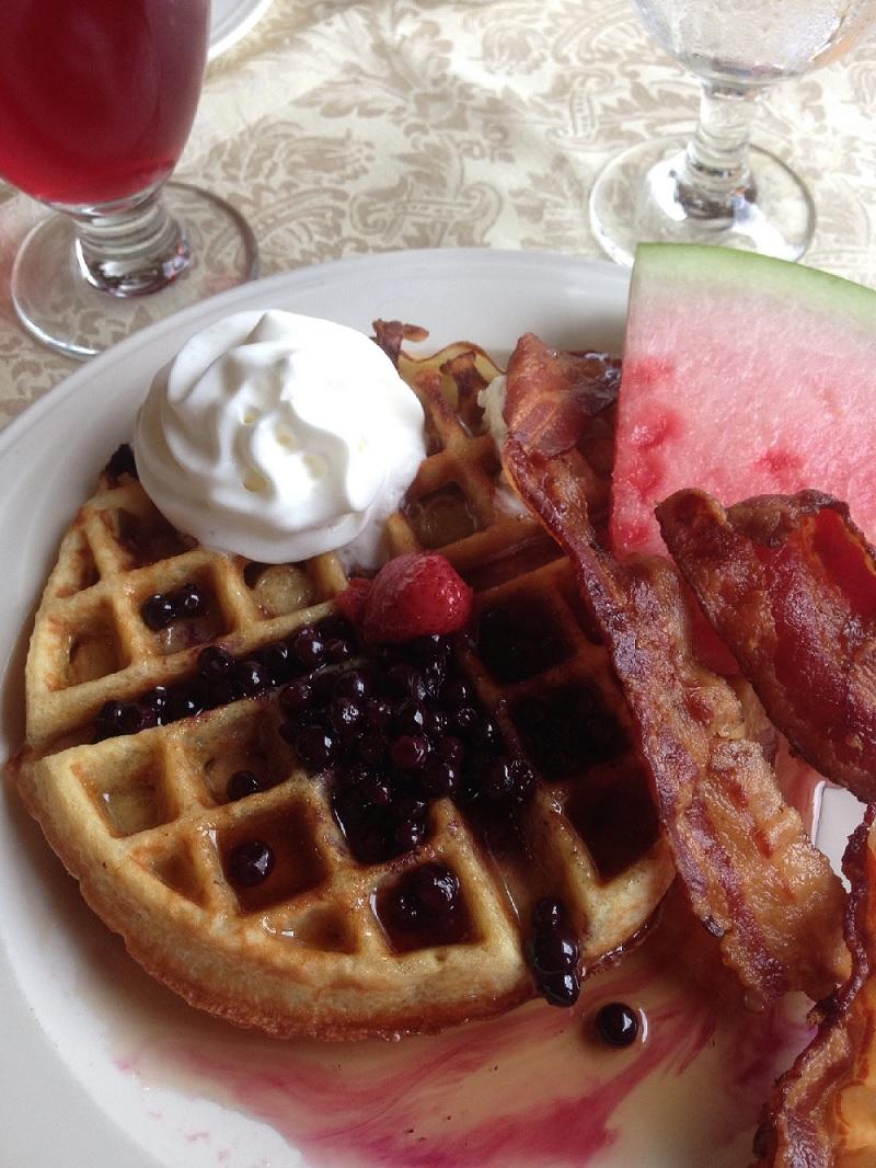 Maine Breakfast