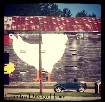 Maine Chicken Barn