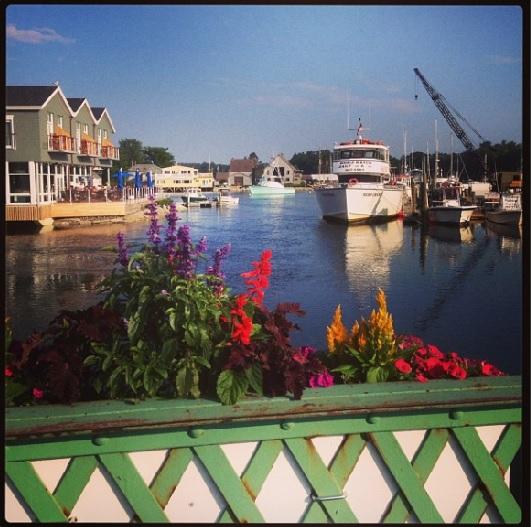 Maine Kennebunkport Harbor