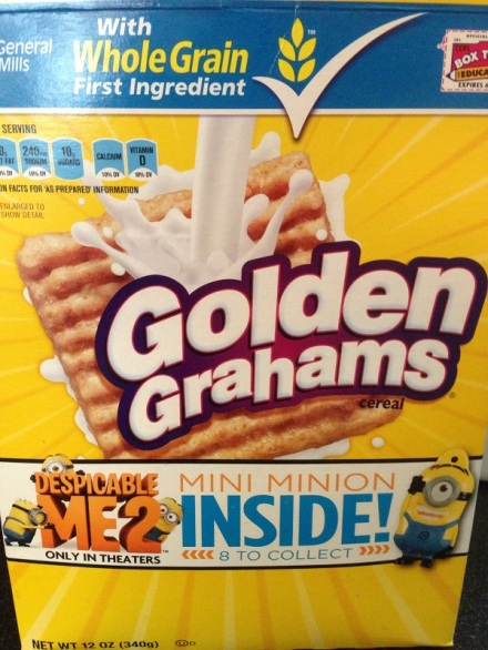 Smores Golden Grahams