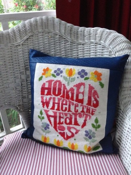Summer Porch Pillow