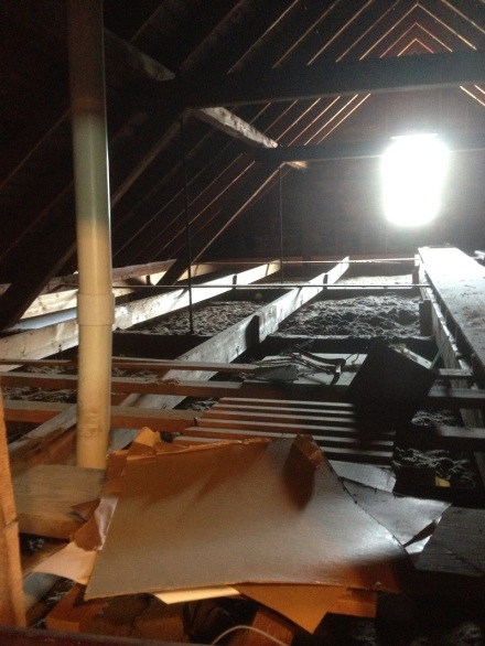 Antique Revival Rafters