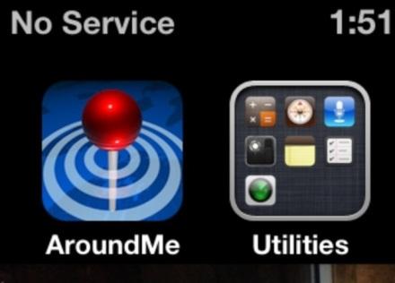 AT&T No Service