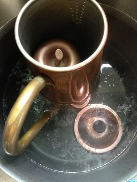 Copper Floating Varnish