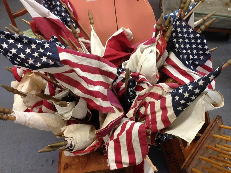 cranberry flea flags