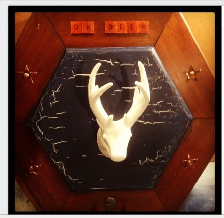Deer Head Plaque Instagram