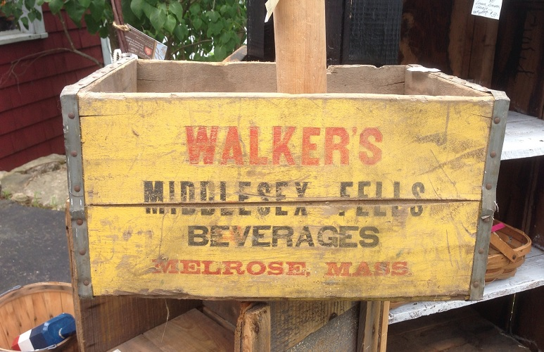 Melrose Crate