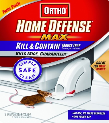 Ortho Home Defense Mouse Trap