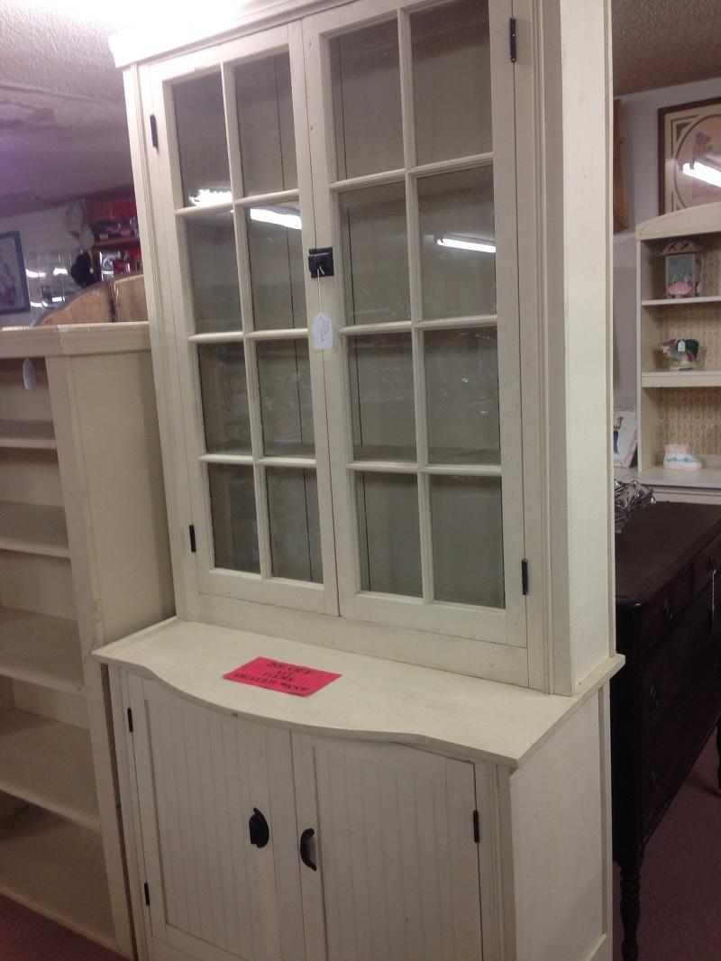 Pa's Tradin Company Cupboard