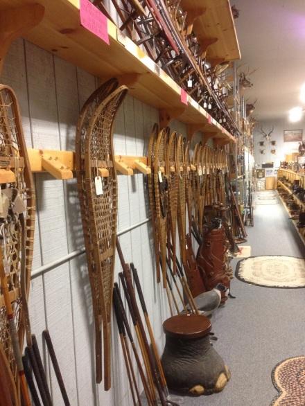 Pa's Tradin Company Snowshoes