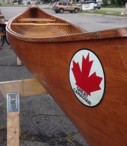 Pickers Paradise Canoe