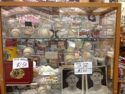 Raynham Flea Baseball