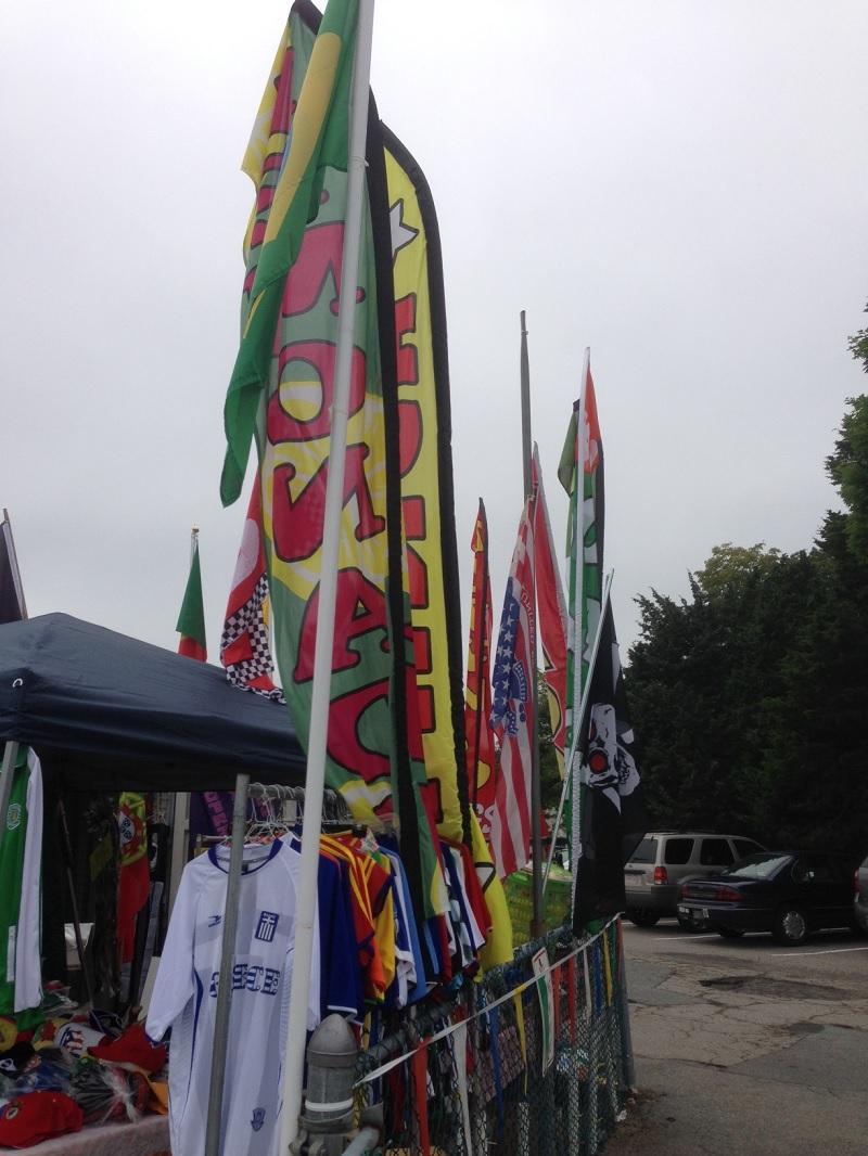 Raynham Flea Flags
