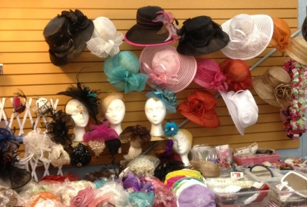 Raynham Flea Hats