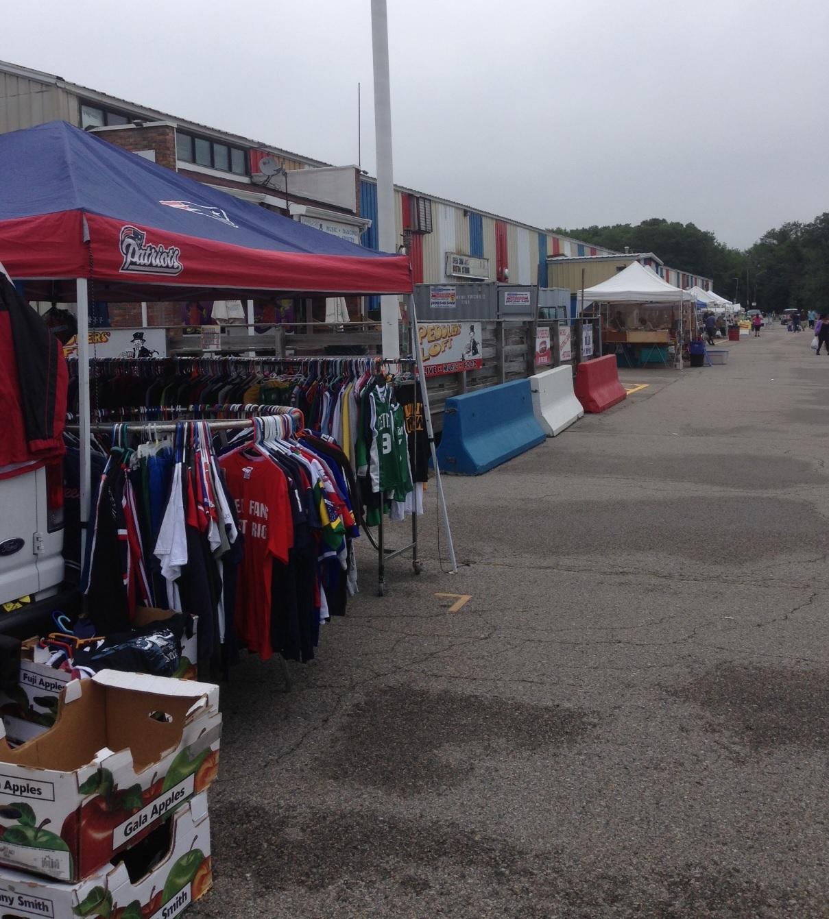 Raynham Flea Outdoor Vendors