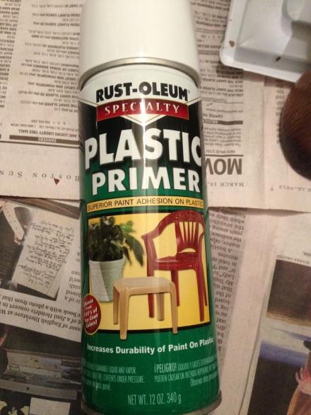Rustoelum Plastic Primer