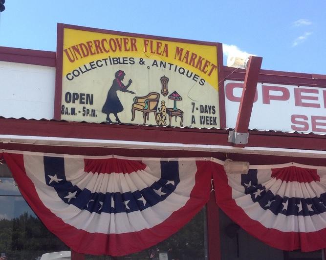 Undercover Flea Market