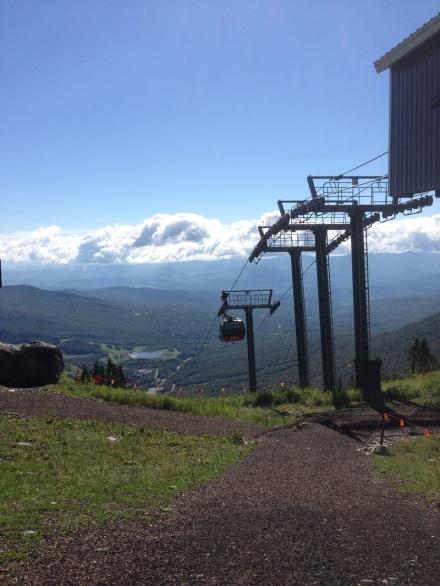 Vermont Gondola View