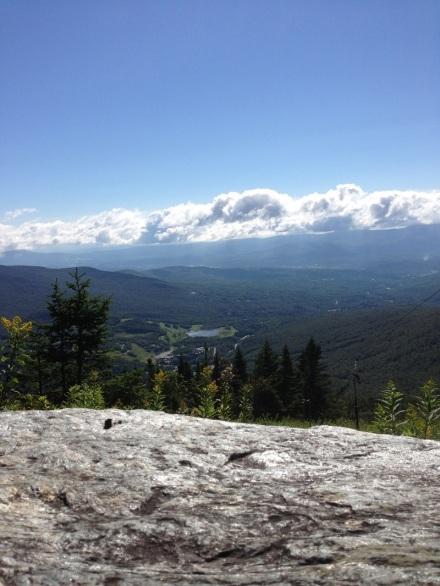 Vermont Mt. Mansfield View