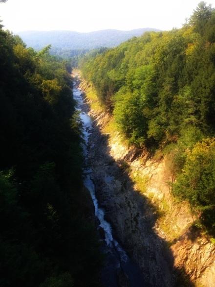 Vermont Quechee Gorge 1
