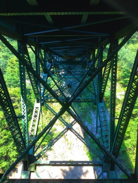 Vermont Quechee Gorge Struts 1