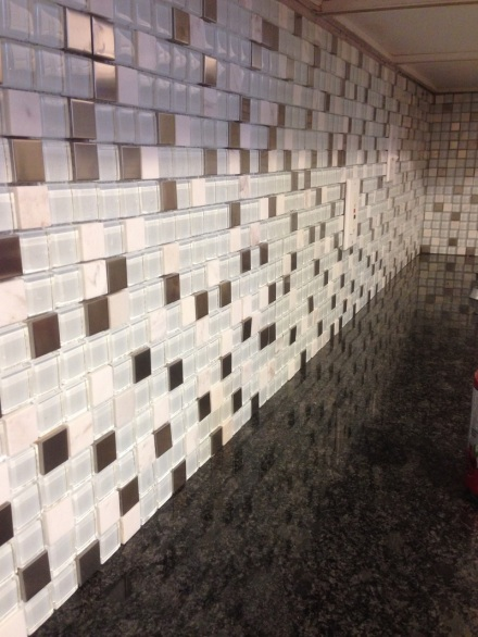 Backsplash Reflection