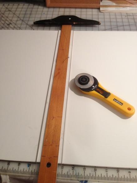 Foam Board Cutting