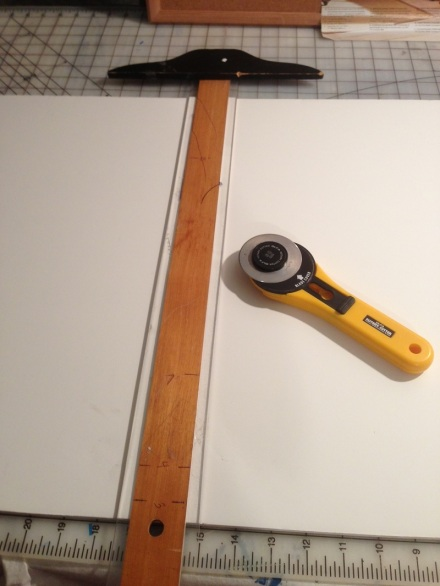 Foam Board Cutting