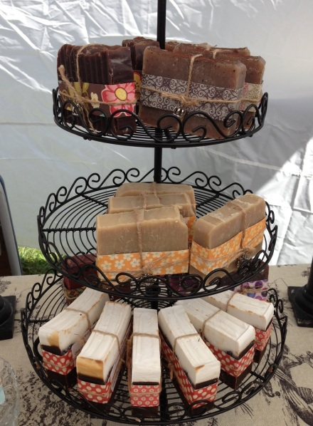 French Country Chick Soaps