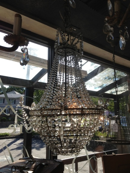 Maison Decor French Crystal Chandelier