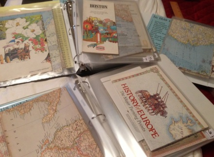 Maps books