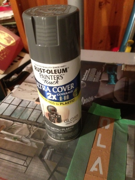 Rustoleum Painters Touch