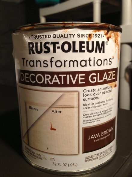 Rustoleum Transformations Decorative Glaze
